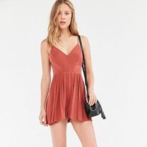 Silence+Noise Urban Outfitters Romper